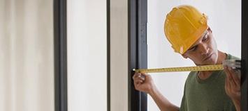 Как произвести замеры дверного проема