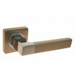 Ручка дверная NEW KEDR R 08.081-AL-SN/CP